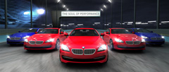 Thumbnail BMW M6 Präsentation